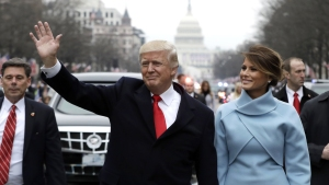 Nielsen: 31 Million Viewers Saw Trump's Swearing-in
