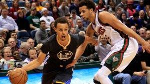 Warriors Beat Bucks 108-95, Clinch Top Seed in West