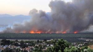 Wildfires Threaten $269 Billion in Home Damage: Experts