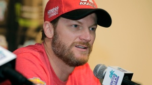 'Truly Blessed': Earnhardt Jr. Breaks Silence on Plane Crash