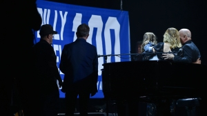 Springsteen Makes Cameo at Billy Joel's 100th MSG Concert