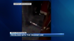 Problems Plaguing the Orange Line