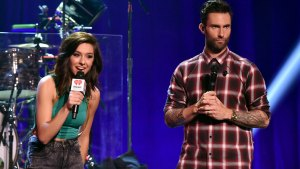 Adam Levine Delivers Emotional Tribute to Christina Grimmie