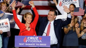 No Fireworks, But Supporters Impressed With Cruz