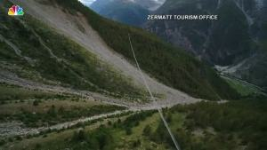 World's Largest Suspension Bridge Opens in Switzerland
