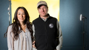 Chip and Joanna Gaines Battling Out Name For Baby No. 5