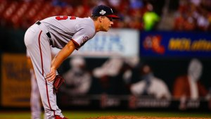 Nationals Trade Reliever Trevor Gott to Giants for Cash