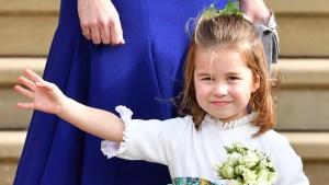 UK's Princess Charlotte to Start School in September