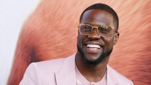 Kevin Hart Tops Forbes List of Highest-Paid Comedians