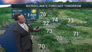 <p>Get ready for a colder start Saturday morning as 40s return. Chief Meteorologist Jeff Ranieri tracks this and much warmer weather ahead to increase our fire danger in your Microclimate Forecast.</p>