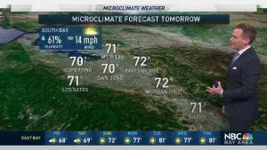 <p>We'll start chilly Friday AM with plenty of 40s to low 50s.  Chief Meteorologist Jeff Ranieri has more on your Friday forecast.  Plus, the clouds that move in Saturday in your Microclimate Forecast.</p>
