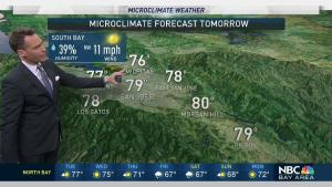 <p>Watch for morning fog Tuesday and sunshine by the afternoon and much larger changes by the end of the week.  Chief Meteorologist Jeff Ranieri is tracking when showers are possible in your Microclimate Forecast.</p>