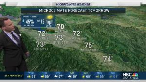 <p>Colder temperatures and possible showers in the forecast.  Chief Meteorologist Jeff Ranieri has the updated timeline in your Microclimate Forecast.</p>