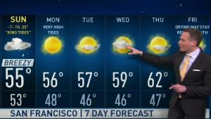 <p>Chief Meteorologist Jeff Ranieri tracks the chance of rain this weekend and what could be coming our way next week in your Microclimate Forecast.</p>