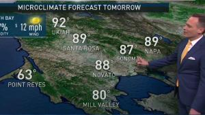 <p>Temperatures will warm this weekend.  Chief Meteorologist Jeff Ranieri has details on this and even hotter weather next week in your Microclimate Forecast.</p>