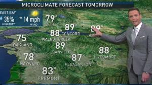 <p>More low clouds and patchy fog to start the morning commute.  Chief Meteorologist Jeff Ranieri has details on how much warmer by the afternoon and what you can expect this weekend in your Microclimate Forecast.</p>