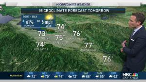 <p>An unusual pattern this week will help to stream in mild temperatures with clouds and spotty rain at times.  Chief Meteorologist Jeff Ranieri has your Microclimate Forecast.</p>