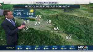 <p>Dry and hazy now but Chief Meteorologist Jeff Ranieri is tracking when rain may return in your Microclimate Forecast.</p>