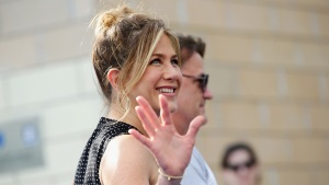 Jennifer Aniston Shares She Has Self-Doubt