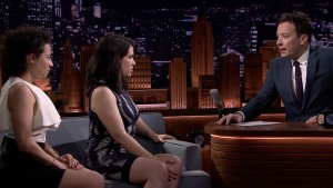 "Ilana Glazer, Abbi Jacobson Play ""Truth or Truth"" on ""Tonight"""