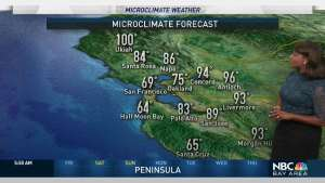 <p>Expect a slight chance of lightning today with higher humidity.  Hot weather continues this weekend.  Meteorologist Kari Hall has details in the Microclimate Forecast.</p>