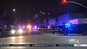 Oakland Police Fatally Shoot Sexual Assault Suspect Armed With Rifle