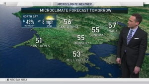<p>Dry weather returns Thursday but another storm is expected this weekend.  Chief Meteorologist Jeff Ranieri has your Microclimate Forecast.</p>