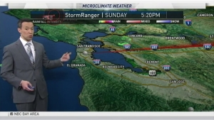 <p>Scattered showers for Monday across the Bay Area, but some areas won't see any rain. Rob Mayeda has your Microclimate Forecast.</p>