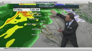 <p>While dry weather is expected Thursday there&rsquo;s another storm that quickly arrives Friday.  Chief Meteorologist Jeff Ranieri tracks the timing and what this means for the upcoming weekend in your Microclimate Forecast.</p>