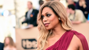 Laverne Cox Joins 'America's Got Talent' as Guest Judge