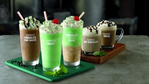 McDonald's Turns to Chocolate for Shamrock Shake-Up