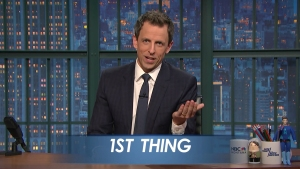 """""""A Couple Things"""" With Seth Meyers"""