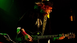 Neil Young Films Screen for One Night Only
