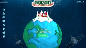 Track Santa: NORAD's Santa Tracker