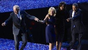 Obamas, Bidens to Kick Off USO Comedy Show Next Week