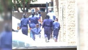 Migrant Children Were Being Held in Phoenix Office Building