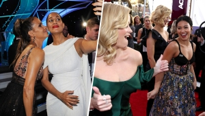Photos: The Best Moments From 2018 SAG Awards