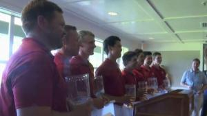 Stanford Captures Team Title in Collegiate Golf Tourney