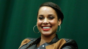 Alicia Keys Talks About Mario Woods at SB50 Show
