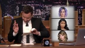 'Tonight' Thank You Notes: Ashley Madison Hack, Katy Perry