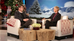 Steve Carell Talks to Ellen About 'The Big Short', Holiday Traditions