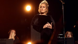 Adele Visits London Firefighters After Deadly High-Rise Fire
