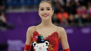 3 to Watch: Russian Prodigy Wins Gold in Ladies' Figure Skating, Fremont's Karen Chen Finishes 11th