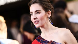 Alison Brie Voices Support for Brother-in-Law James Franco