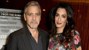 George Clooney Opens Up About Amal's Pregnancy for 1st Time