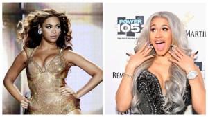 Cardi B Leads MTV VMA Nods With 10; Beyonce, Jay-Z Nab 8