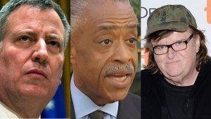 Celebs, NYC Mayor to Join Pre-Inauguration Trump Protest