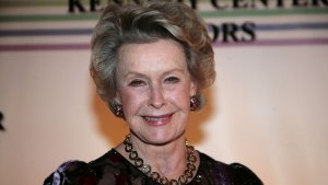Dina Merrill, Heiress and Actress, Dies at 93