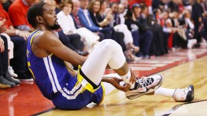 Kevin Durant Says He's Had Surgery on Ruptured Achilles