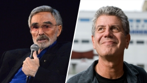 Anthony Bourdain, Burt Reynolds Honored During 2018 Emmys